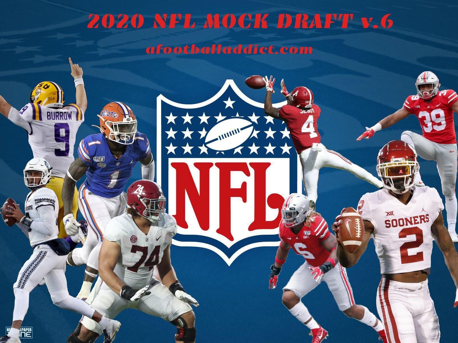 2020 NFL Mock Draft v.6
