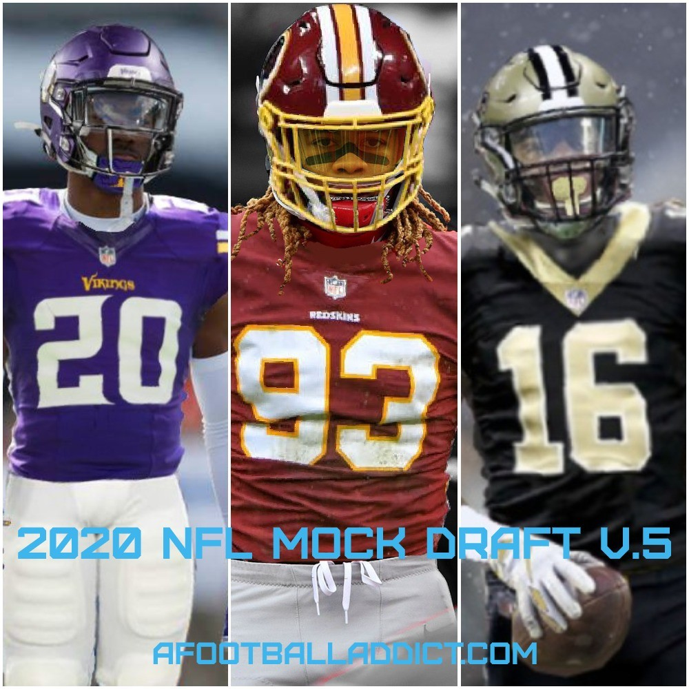 2020 NFL Mock Draft v.5