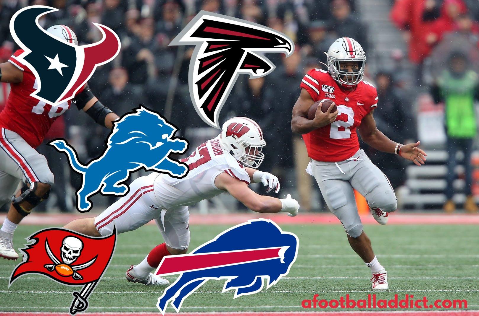 2020 NFL Draft Profile: J.K. Dobbins
