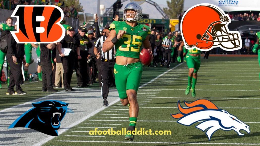 2020 NFL Draft Profile: Troy Dye