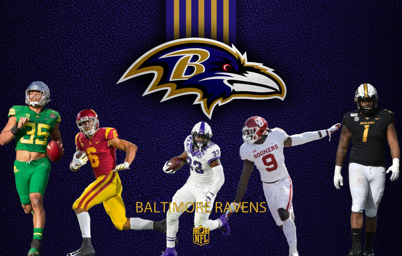 Five Prospects for the Ravens to Consider in the 2020 NFL Draft