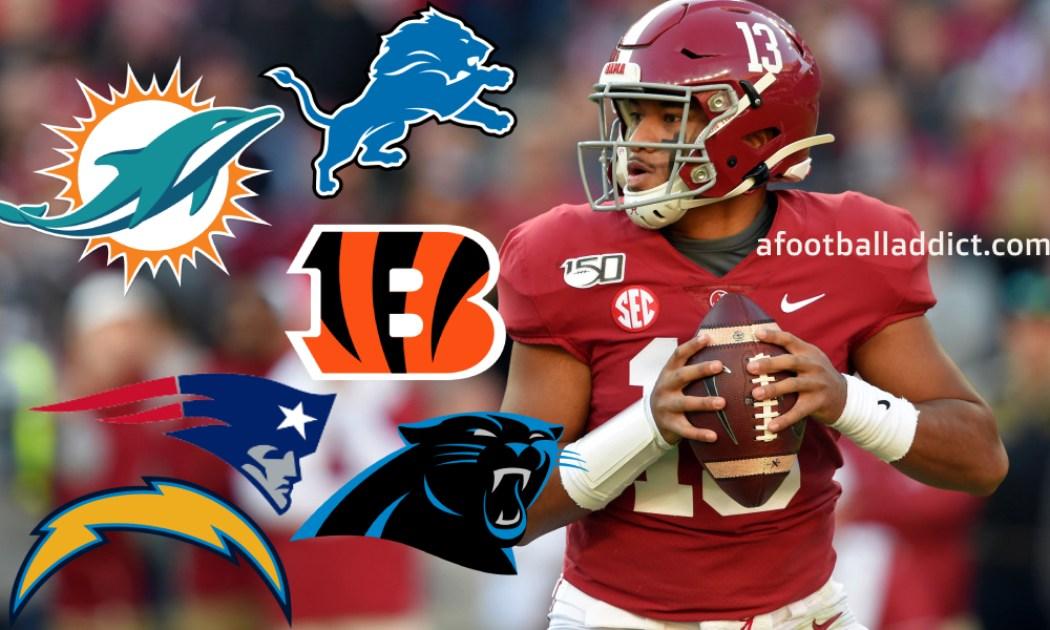 2020 NFL Draft Profiles: Tua Tagovailoa