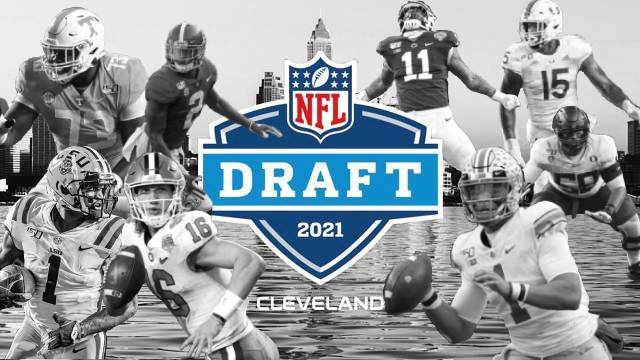Top 10 Players of the 2021 NFL Draft Class
