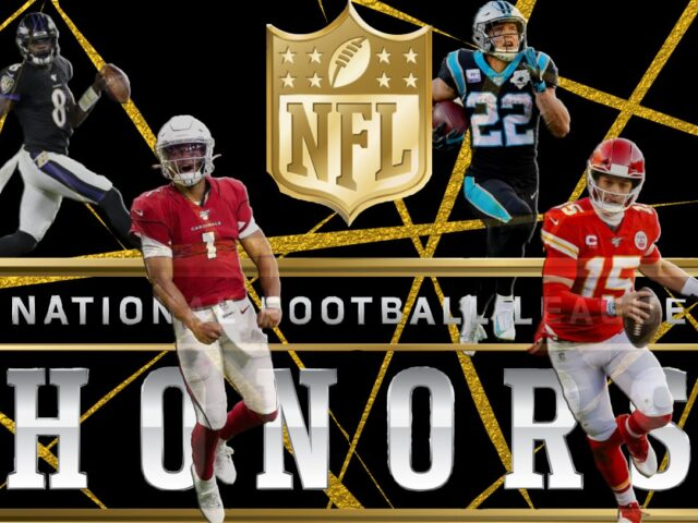 Top Five Candidates for the 2020 NFL MVP