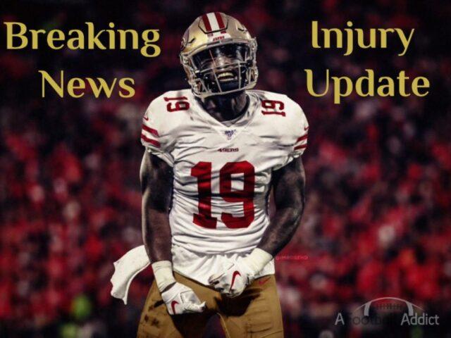 Deebo Samuel Undergoes Surgery Due to a Jones Fracture