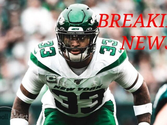 Jamal Adams Officially Requests a Trade from the New York Jets