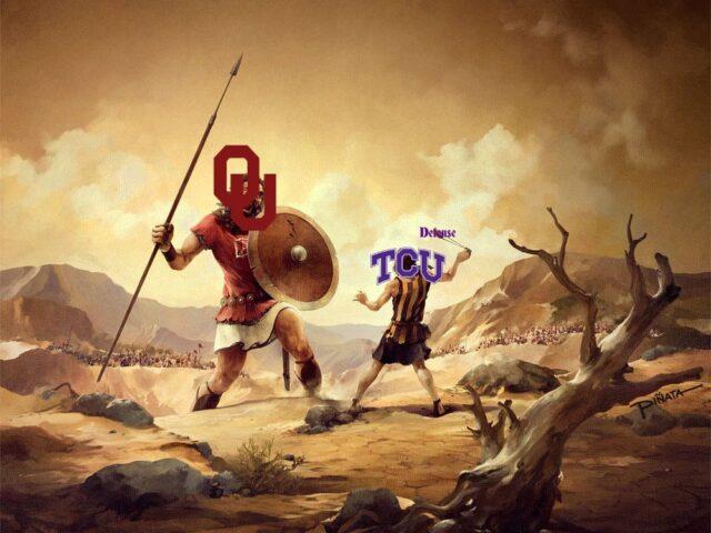 Will TCU Dethrone Oklahoma from Big-12 Supremacy?