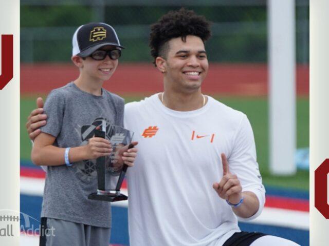 Caleb Williams and Latrell McCutchin Commit to Oklahoma