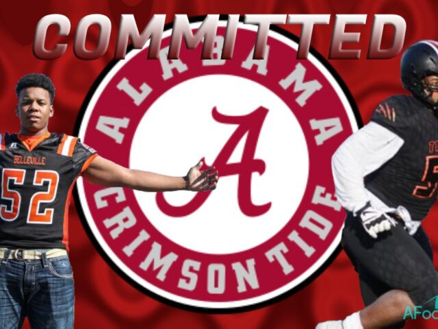 Alabama Adds 5-Star DT Damon Payne