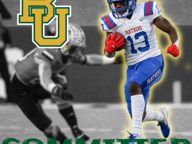 Ducanville's Roderick Daniels Jr Commits to the Baylor Bears