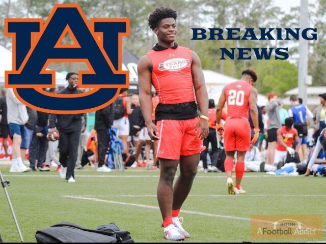 4-Star QB Dematrius Davis Commits to Auburn