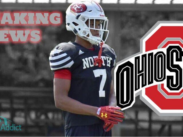 Ohio State Lands 4-Star CB Jordan Hancock