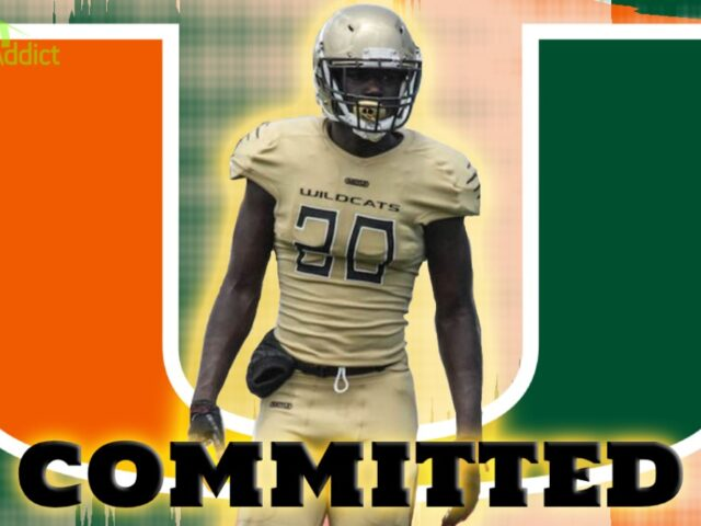 James Williams, 2021's No. 1 ATH Commits to the University of Miami