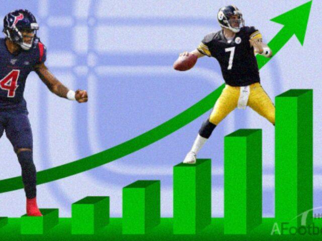 aFootballAddict's Fantasy Football July Stock Report: Quarterbacks