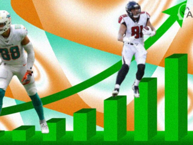 aFootballAddict's Fantasy Football July Stock Report: Tight Ends
