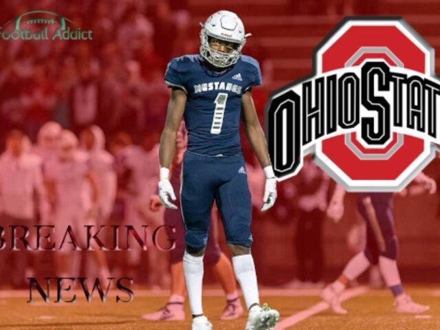 4-Star ATH Dasan McCullough Commits to Ohio State