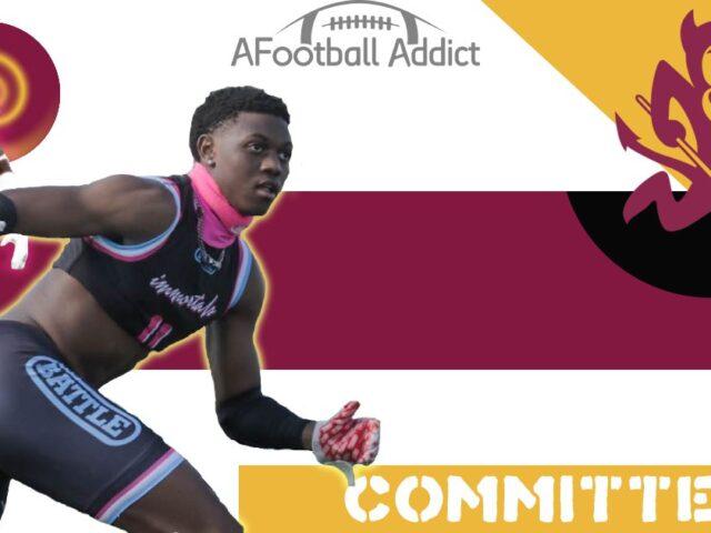 Isaiah Johnson Commits to Arizona State University