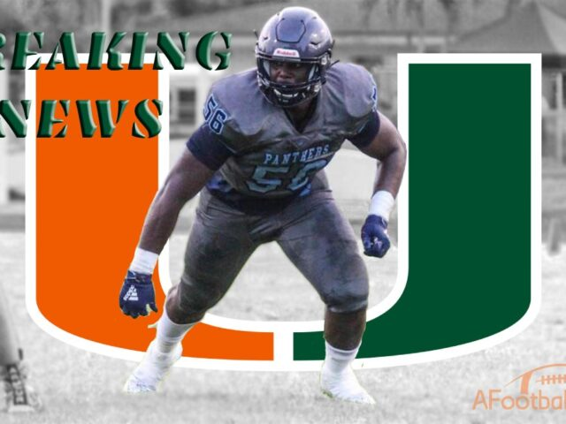 5-Star DT Leonard Taylor Commits to the University of Miami