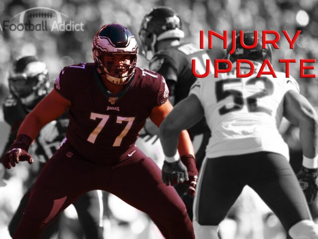 Andre Dillard Tears Biceps, Looks To Be Out For The Season