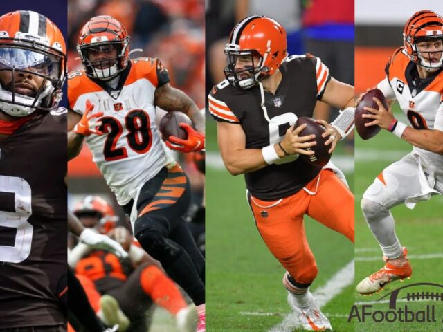 The Cleveland Browns Win the Battle of Ohio, Defeating the Cincinnati Bengals 35-30