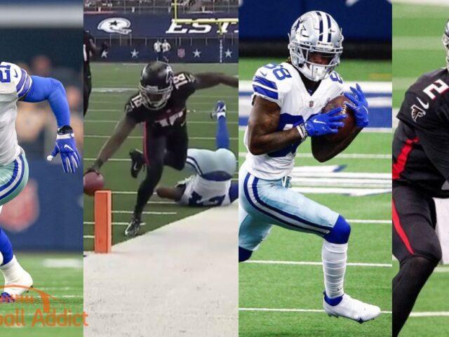 The Dallas Cowboys Finish the Comeback Against the Atlanta Falcons 40-39