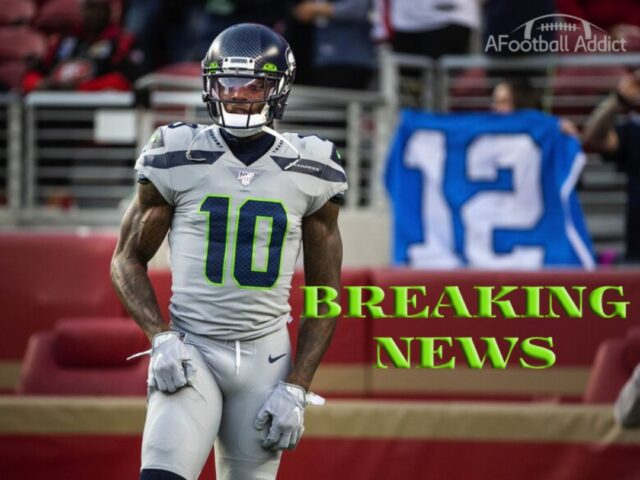 Seattle Seahawks Sign Josh Gordon to a One Year Deal