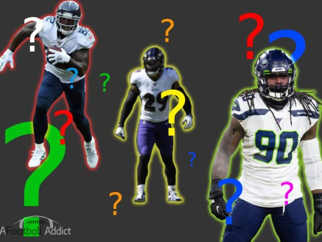 Where Do These Current NFL Free Agents Land?