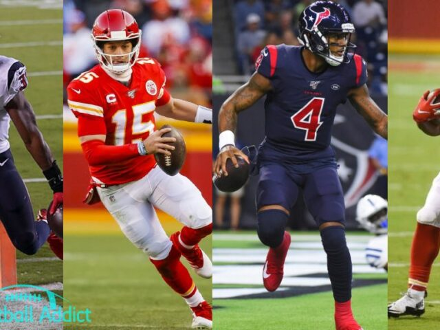 The Kansas City Chiefs Take Down the Houston Texans