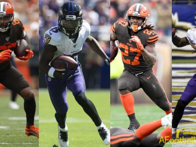 The Baltimore Ravens Roll Through the Cleveland Browns 38-6