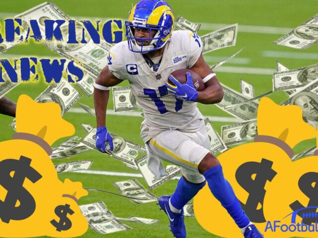 Robert Woods & the Los Angeles Rams Agree to a 4yr/$65M Extension