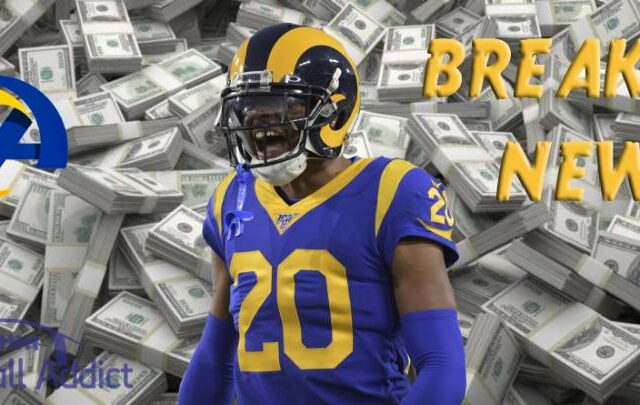 Jalen Ramesy Becomes the Highest Paid CB in NFL History with 5yr/$105 Million Extension