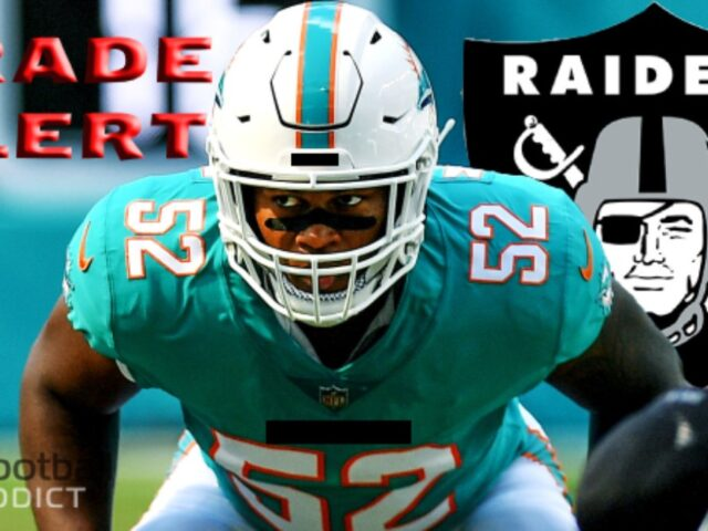 The Miami Dolphins Trade LB Raekwon McMillan to the Las Vegas Raiders