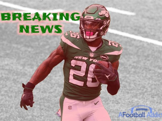 Le'Veon Bell Released From the New York Jets