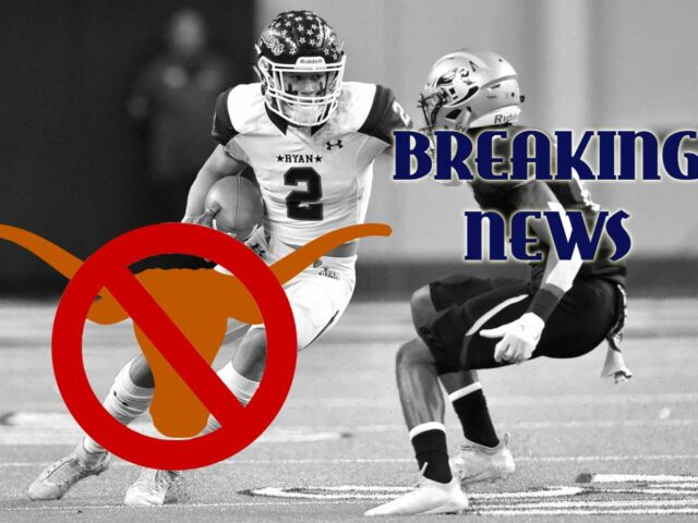 Four-Star ATH, Billy Bowman, Decommits from the University of Texas