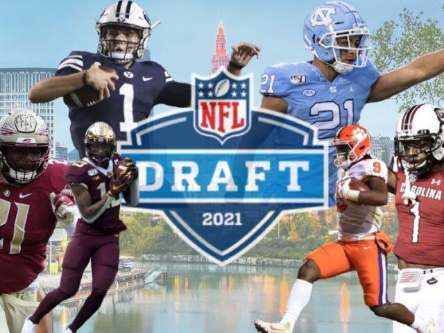 afootballaddict.com's 2021 NFL Mock Draft 1.0