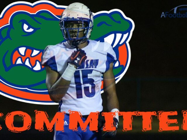 4-Star OLB Jeremiah Williams Commits to the University of Florida