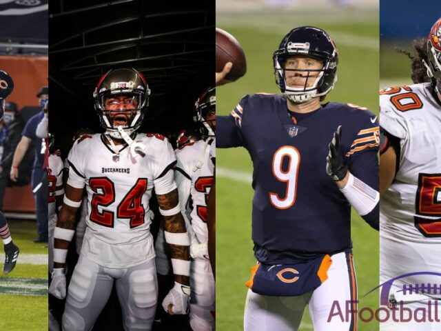 The Chicago Bears Move to 4-1 Beating the Tampa Bay Buccaneers 20-19