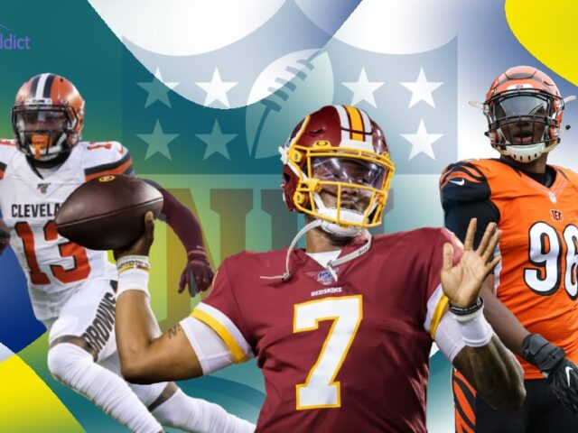Five NFL Players That Need a New Home