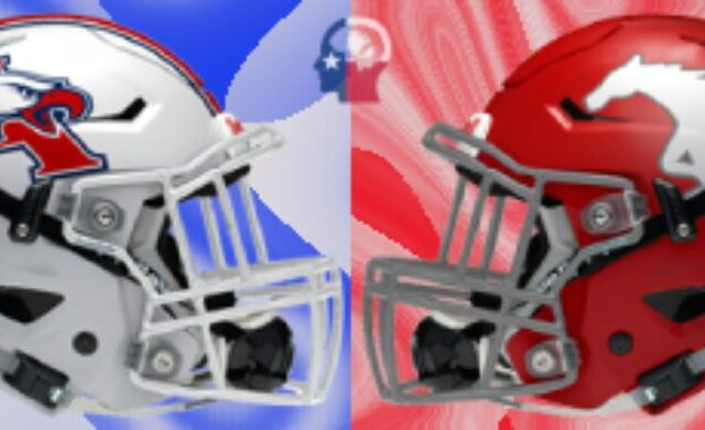 The North Shore Mustangs Throttle  Atascocita High School 63-14
