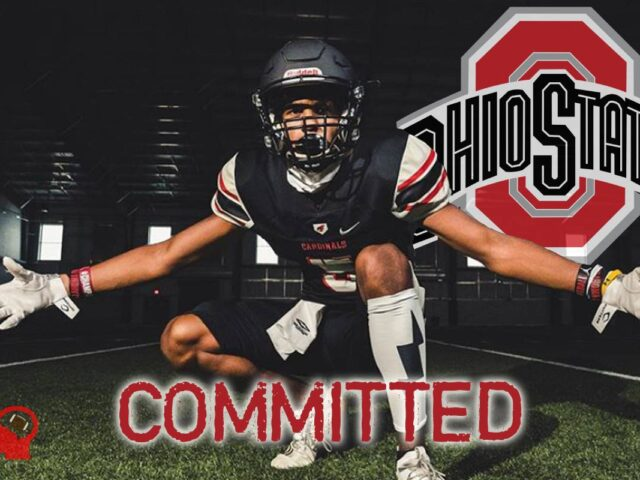 Five-Star WR Caleb Burton Commits to Ohio State