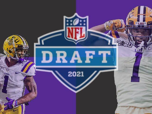 2021 NFL Draft Profile: Ja'Marr Chase | afootballaddict.com
