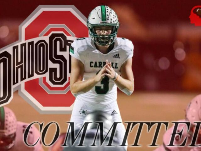 Five-Star Quarterback Quinn Ewers Commits to Ohio State