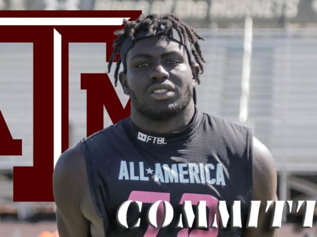 Four-Star DE Tunmise Adeleye Commits to Texas A&M