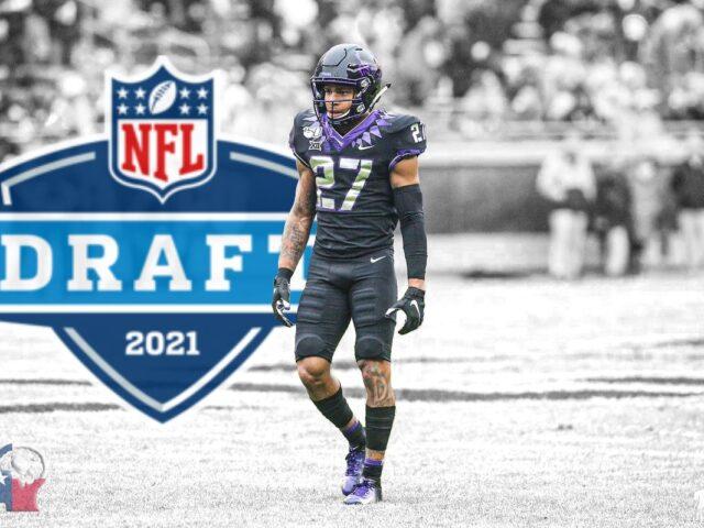 TCU Safety Ar'Darius Washington Declares for the NFL Draft
