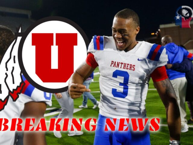Ja'Quinden Jackson Announces his Commitment to the University of Utah