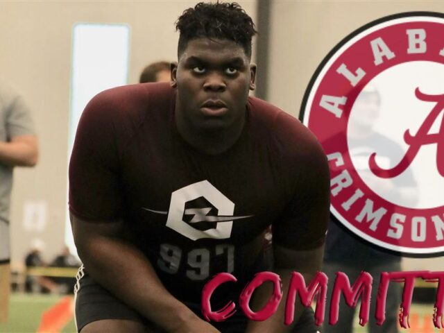 Jaeden Roberts Commits to the University of Alabama