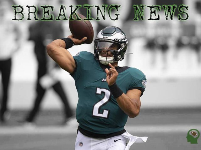 Jalen Hurts In, Carson Wentz Out | Philly Switches Things Up for Week 14