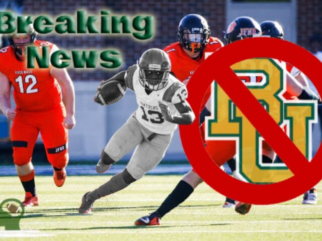 3-Star WR Roderick Daniels Decommits From Baylor University