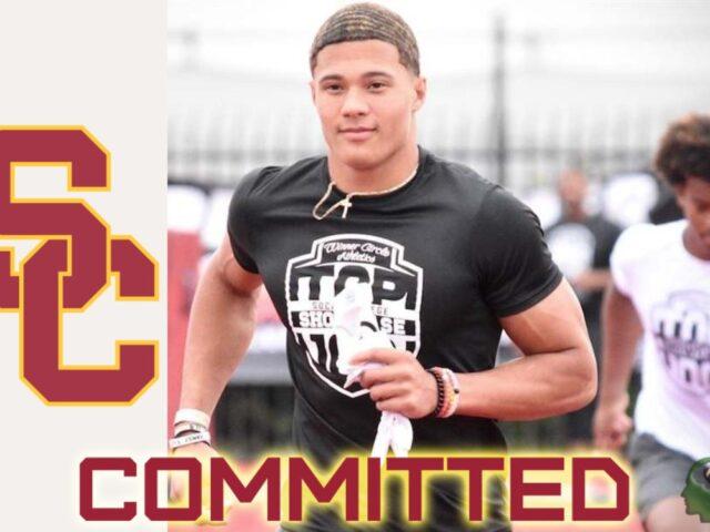 2022 Five-Star CB Domani Jackson Commits to USC