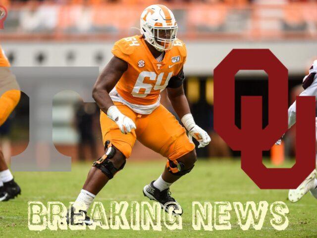 Former Five-Star OT Wanya Morris Transfers to University of Oklahoma
